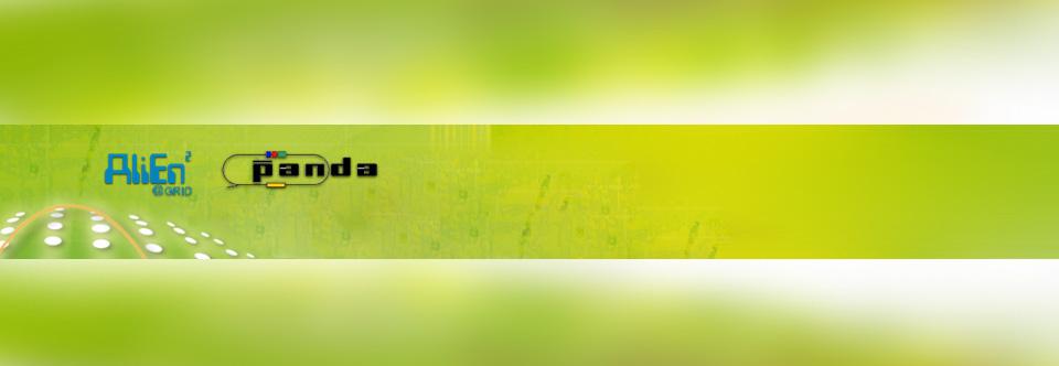 14° Workshop PANDA Grid y 4° Semana Desarrolladores AliEn