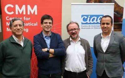 CMM y CIAE desarrollan el proyecto MORE- Modelamiento de Recursos Educacionales