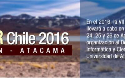 Invitación a Congreso Internacional Infonor Chile 2016