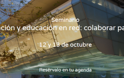 REUNA invita a seminario: Investigación y educación en red: colaborar para avanzar