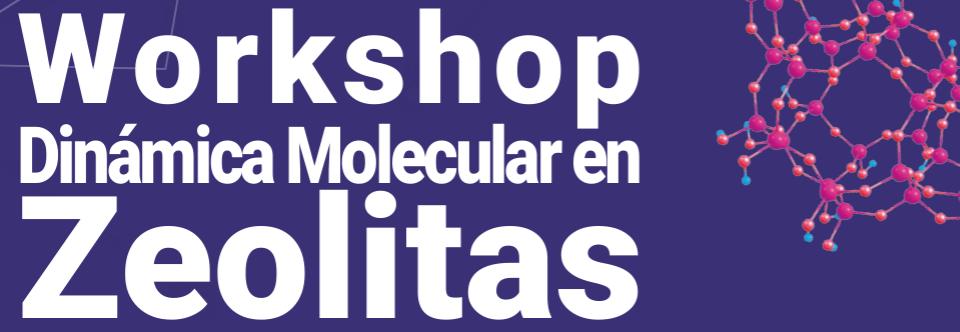 Workshop Dinámica Molecular en Zeolitas