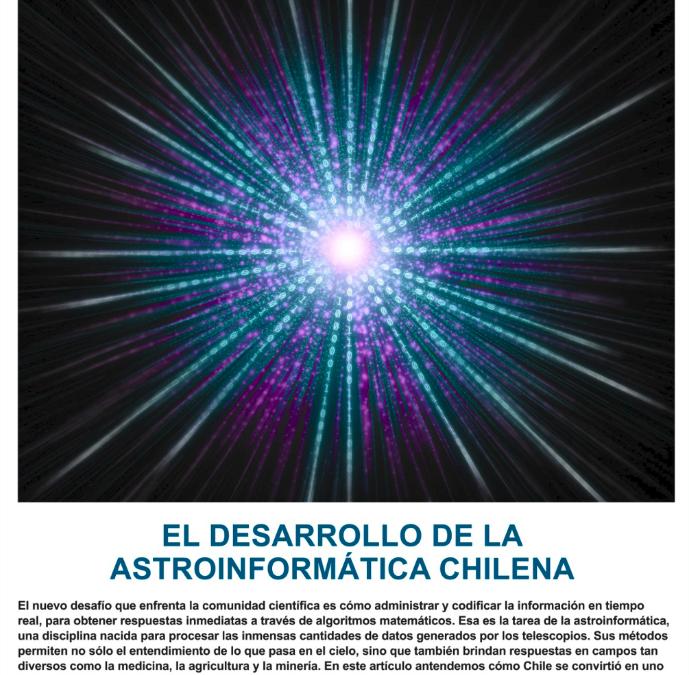 The development of Chilean astroinformatics