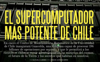 El supercomputador más potente de Chile