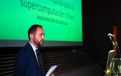 U. de Chile inaugura supercomputador más potente de Chile con la capacidad de cálculo de 25 mil notebooks