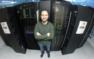 Todo sobre Guacolda, el nuevo supercomputador